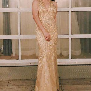 Elegant Prom/Evening Gown!! 👗